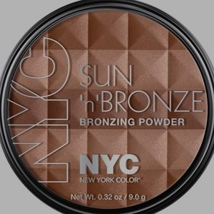 Nyc New York Color Sun N' Bronze
